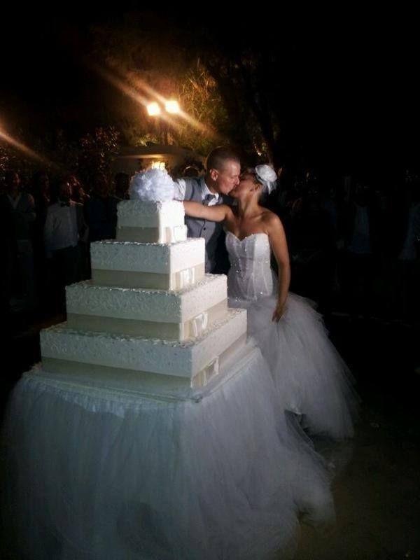 Wedding Cake - Denis e Lucia