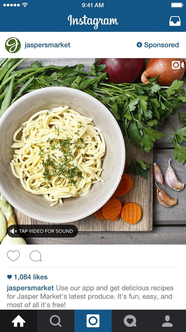 Annonsering – Instagram for bedrifter