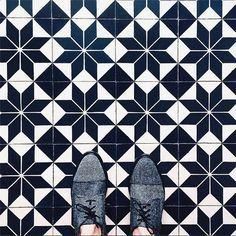 classic geometric tile pattern - Google Search