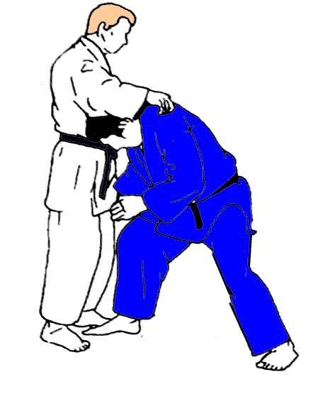 Técnicas e golpes | JUDÔ FILOSOFIA DE VIDA Morote-gari