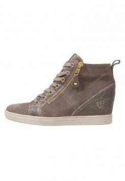 Tamaris - Sneaker high - taupe