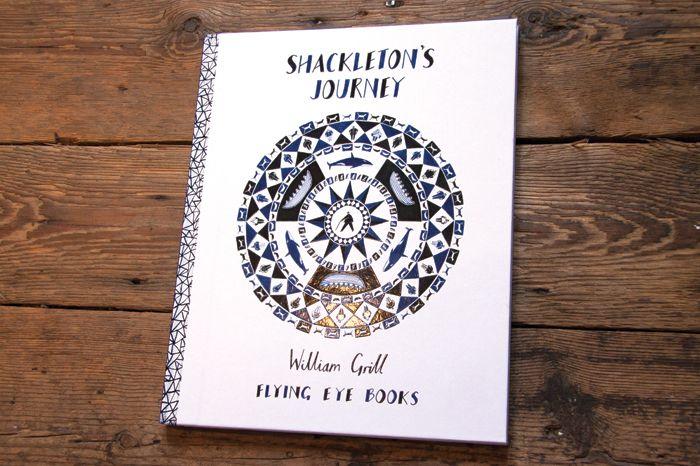 Flying Eye Books – SHACKLETON'S JOURNEY