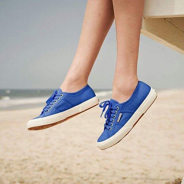 We don't know what your plans really are for your holidays. However, we know what you will be taking with you! #superga #supergagreece #fashion #footwear #shoes # summer #holidays #fun #beach #sun