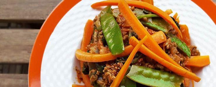 Een ideaal recept als je een pastaliefhebber bent, maar toch gezond wilt eten. Een zelfgemaakte pastasaus is veel lekkerder dan …