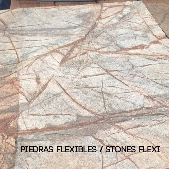 PIEDRASFLEXIBLES.COM SALEMCA  Piedras flexibles the most innovative coating of natural stone from 2 mm thick which in addition to being flexible is lightweight eco-friendly and resistant blade has a 122 cm x 61 cm format the back side has a layer of fiberglass and resin that brings flexibility and strength. Benefits  Easy to install and cut.  Low maintenance.  Square meter weighs 3 kg aprox.  It is resistant to UV rays.  Finished 100% natural  #eco #home #miami #florida #newyork #chicago…