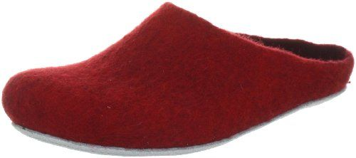 MagicFelt AP 701, Unisex-Erwachsene Pantoffeln, Rot (rubin 4823), 40 EU (6.5 Erwachsene UK) - http://on-line-kaufen.de/magicfelt/40-eu-magicfelt-ap-701-unisex-erwachsene-5