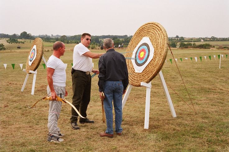 Fancy a break from formal meetings? We offer archery tuition onsite as part of our team building packages.
