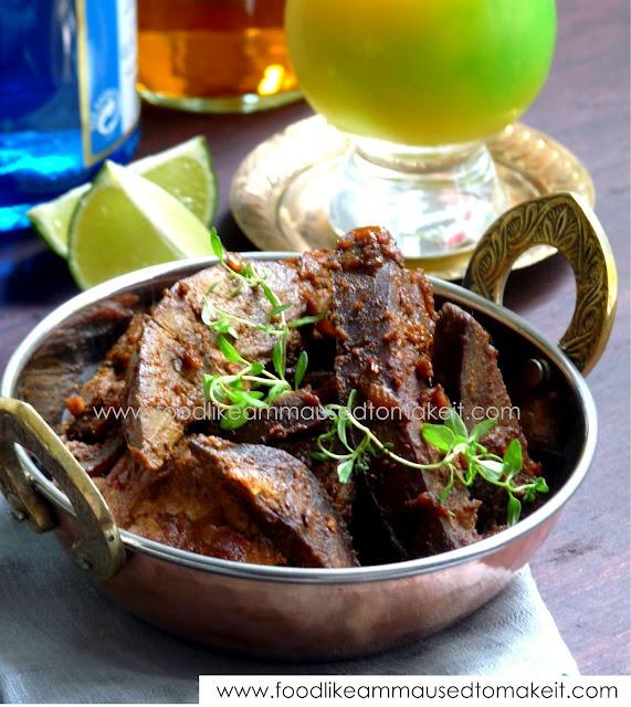 Spicy Braised Liver Recipe