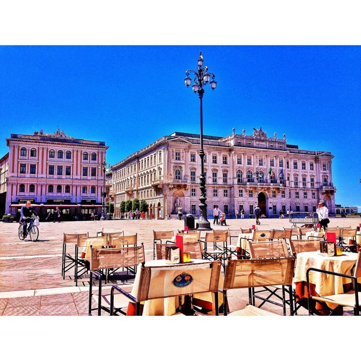 Caffè degli Specchi in Trieste, Friuli Venezia Giulia