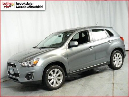 Used-Car-Minneapolis | 2013 Mitsubishi Outlander Sport HISE  http://minneapoliscarsforsale.com/dealership-car/2013-mitsubishi-outlander-sport-se