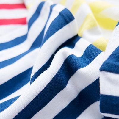 いよいよ夏本番これからの季節に着こなしたいのはボーダーTシャツ