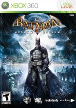 Boxshot: Batman: Arkham Asylum by Warner Home Video Games