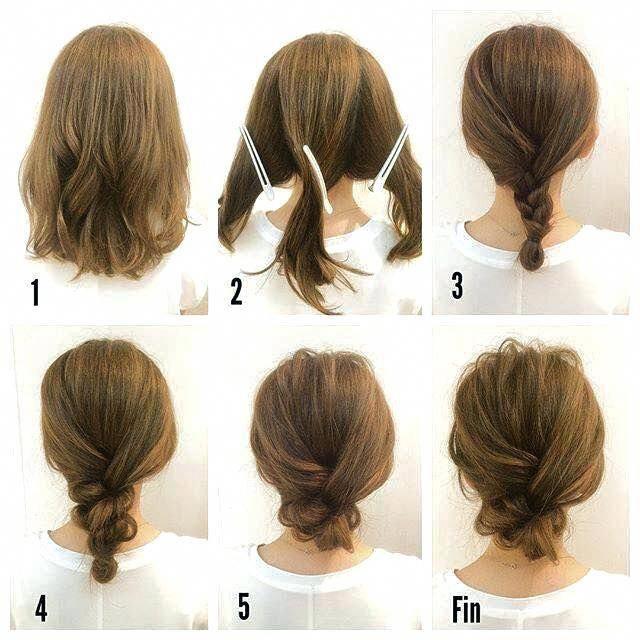 Diy Hairstyles Barbie Diyhairstyles Medium Hair Styles Hair Up Styles Hair Styles