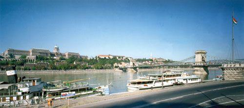 Világörökségi helyszínek Budapesten - A Duna-partok, a Budai Várnegyed és az Andrássy út