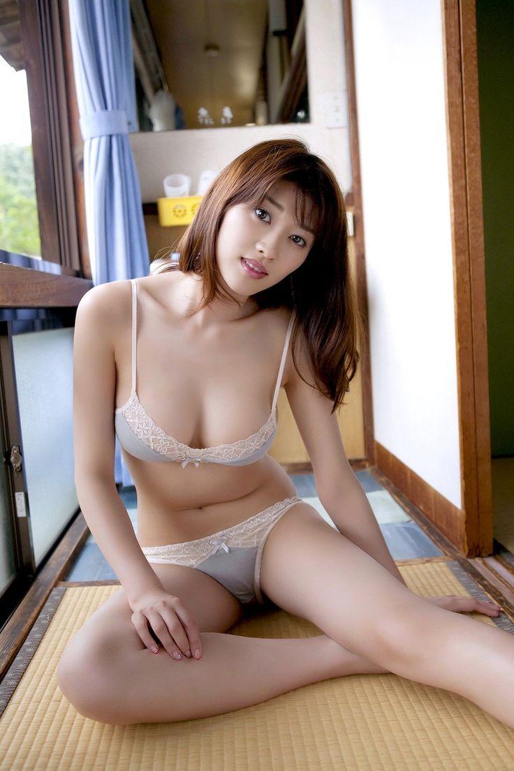 Fine girl in bikini