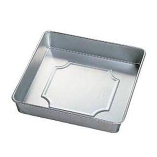 WILTON 8X2IN SQUARE CAKE PAN