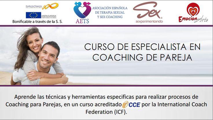 Si eres psicólogo, coach, terapeuta, Sex Coach y quieres aprender herramientas y/o especializarte en COACHING DE PAREJAS,  en EmocionArte, tenemos el Curso para TI Comenzamos el 19 de Noviembre!!!! Para Hacer tu Matrícula pincha aqui: http://bit.ly/COACHINGRELACIONES