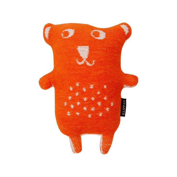 Little+Bear,+Orange,+Klippan+Yllefabrik