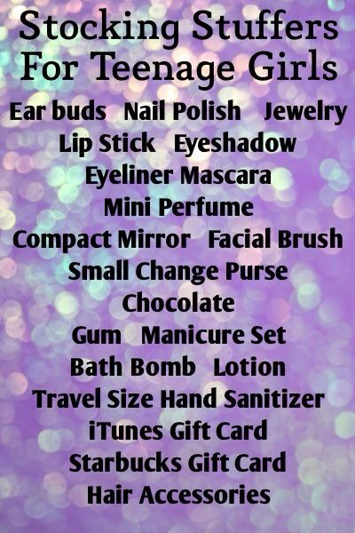 113 best images about cool gifts for teen girls on for Christmas stocking stuffers ideas for everyone