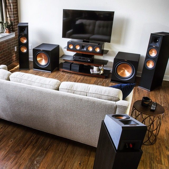 Home Theater Design Uk: Photo Shoot Teaser For A 5.2.4 Klipsch Reference Premiere