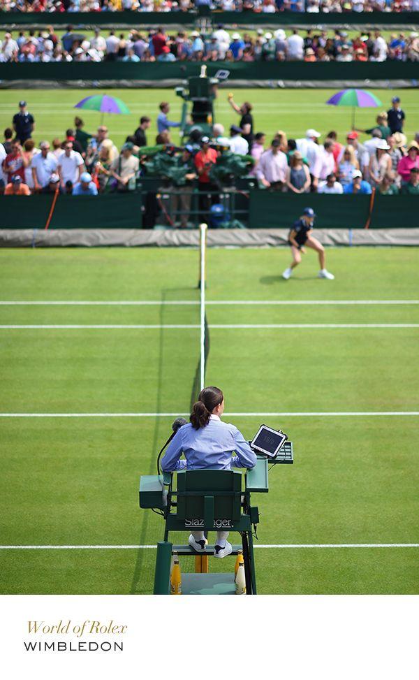 #Wimbledon #Tennis #RolexOfficial