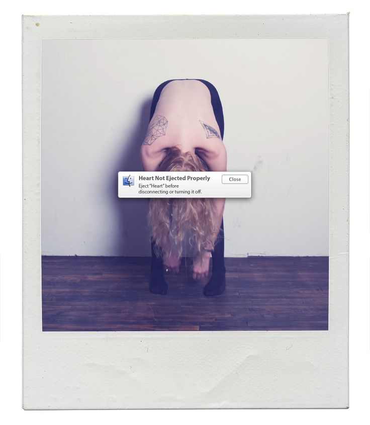 Best Human Error Images On Pinterest Victoria Creativity And - Artist inserts computer error messages into human lives