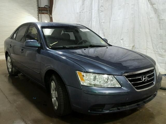 2009 #HYUNDAI SONATA GLS 2.4L for Sale at #Copart Auto Auction.