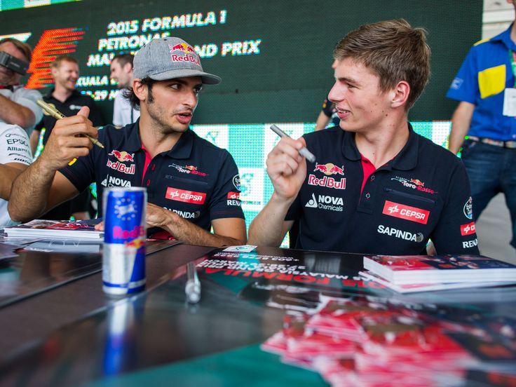 2015 MALAYSIAN GRAND PRIX   Scuderia Toro Rosso