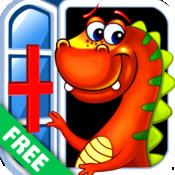 Dino Hospital- Educational Doctor Games For Kids Boys & Girls Education Free by Joy Preschool Game