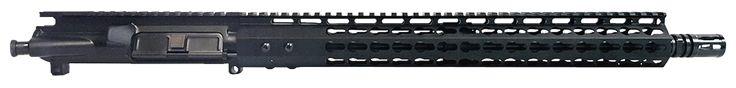 "AR-15 Upper Assembly - 16"" / 300 Blackout / 15"" CBC Arms Keymod GEN 2 AR-15 Handguard / Rail"