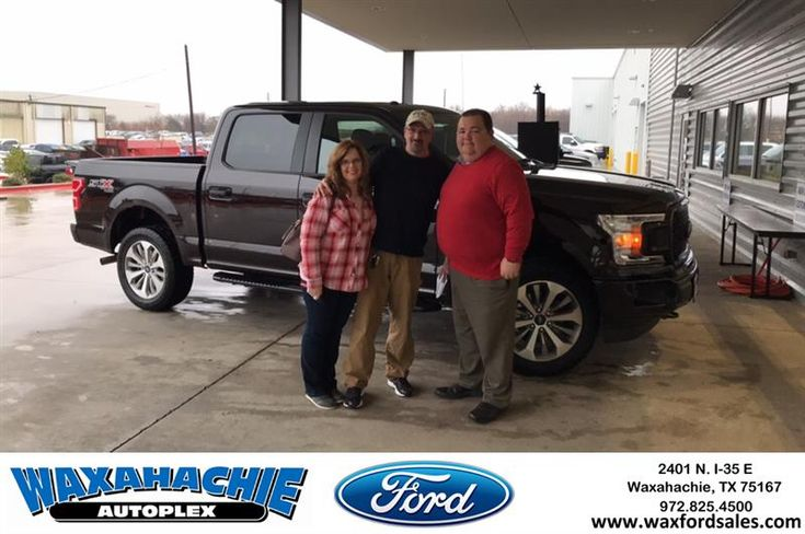 Congratulations Leonard on your #Ford #F-150 from Eric Nelson at Waxahachie Ford!  https://deliverymaxx.com/DealerReviews.aspx?DealerCode=E749  #WaxahachieFord