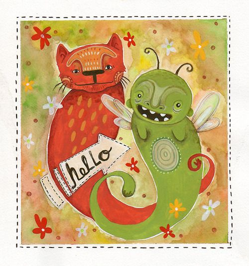 Silje draws and crafts stuff. Copyright www.siledraws.tumblr.com / siljefadnes.com