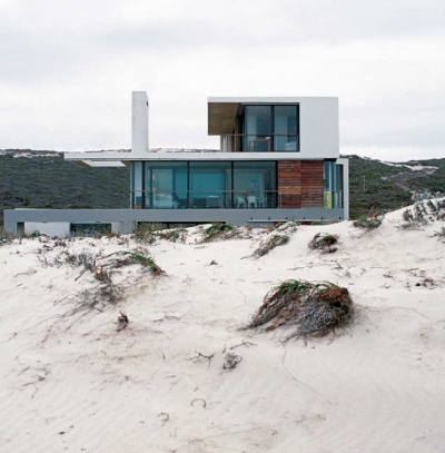 SAOTA DESIGNS BEACH FRONT PROPERTY IN YZERFONTEIN, SOUTH AFRICA