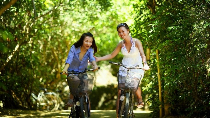 How Bicycling Could Help Women to Be a Better Mother? #motherhood #bicycling