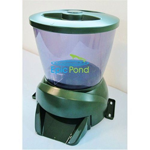 1000 ideas about fish feeder on pinterest aquaponics for Diy automatic fish feeder