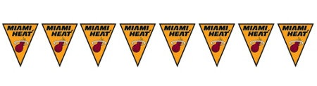 Miami Heat Party Supplies-Party City