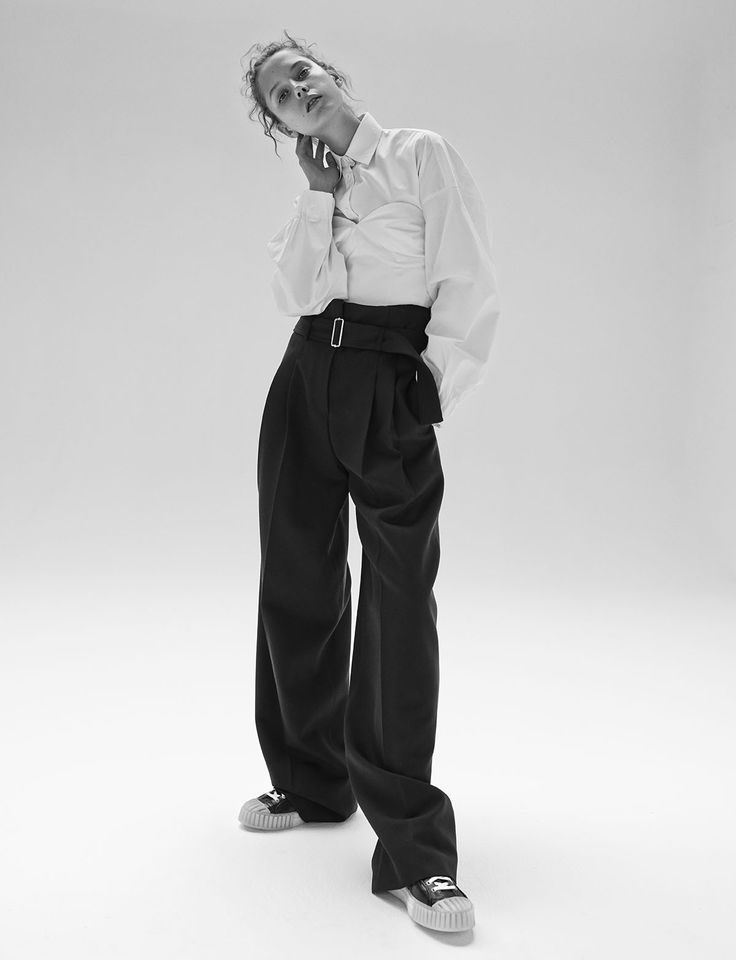 pièces maîtresses: anabel krasnotsvetova and maria zakrzewska by sascha oda for marie claire france february 2016   visual optimism; fashion editorials, shows, campaigns & more!