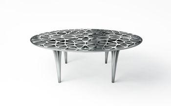 Sedona Low Table (Aluminium)