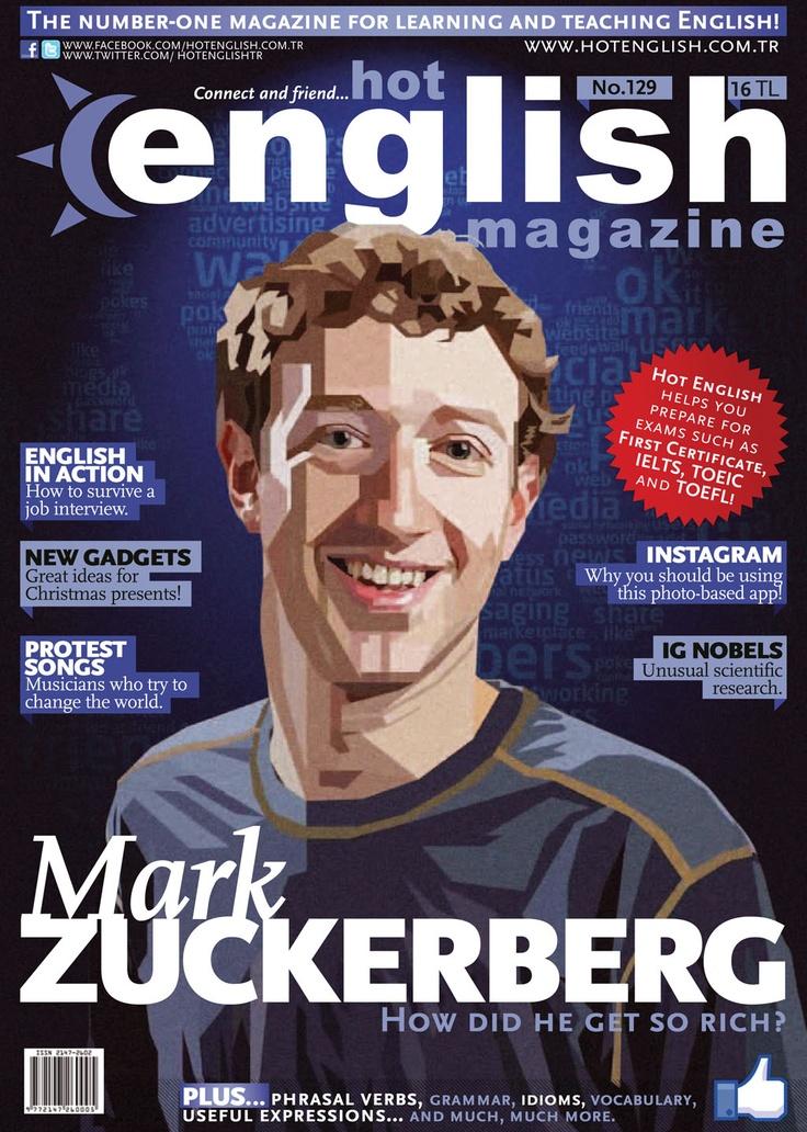 Hot English Magazine, Aralık sayısı yayında! Hemen okumak için: http://www.dijimecmua.com/hot-english/     Hot English Magazine ;   1 ay boyunca tüm sayıların dijital üyeliği 10 lira,   3 ay boyunca tüm sayıların dijital üyeliği 20 lira,   6 ay boyunca tüm sayıların dijital üyeliği 36 lira,   12 ay boyunca tüm sayıların dijital üyeliği 70 lira.     Üye olmak için tıkla: http://www.dijimecmua.com/index.php?c=m