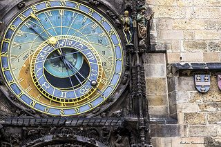 Prague Astronomical Clock | Flickr - Photo Sharing!