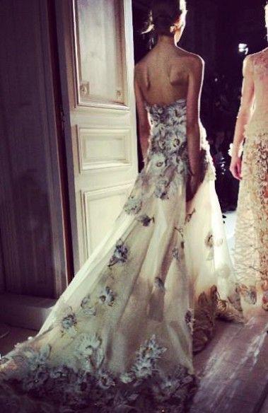 Valentino Spring 2013 Haute Couture
