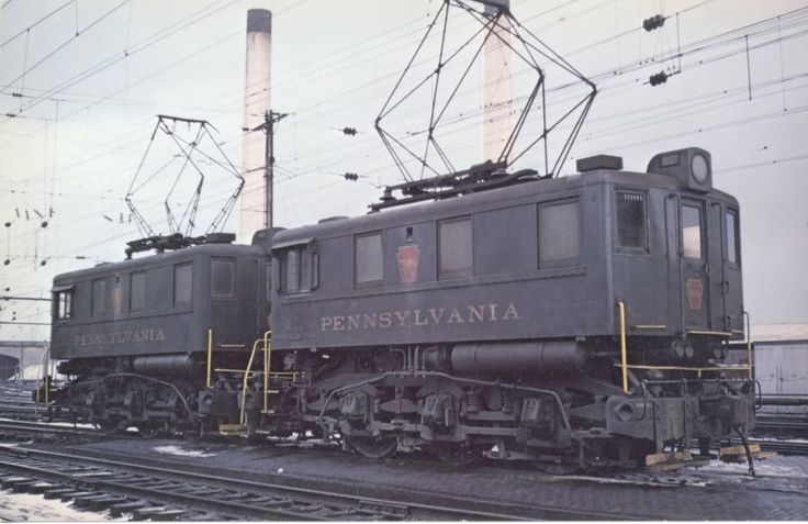 Electric locomotives of the United States