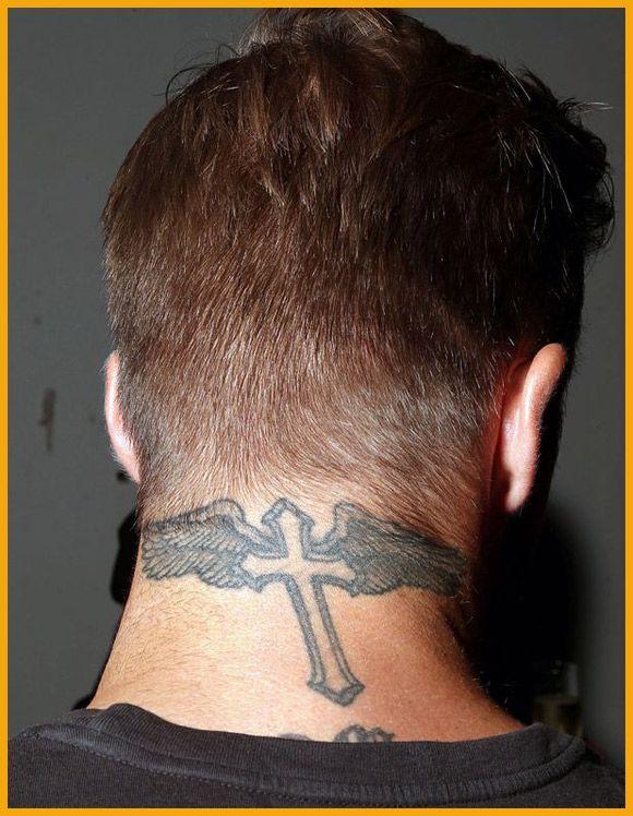 Ink in veins tatuajes de david beckham tatuaje for Beckham tattoo back