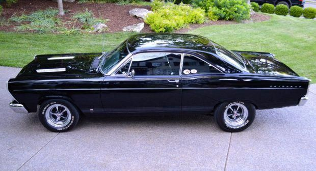 500hp 1966 Ford Fairlane Gt 5 Speed With Images Ford Fairlane