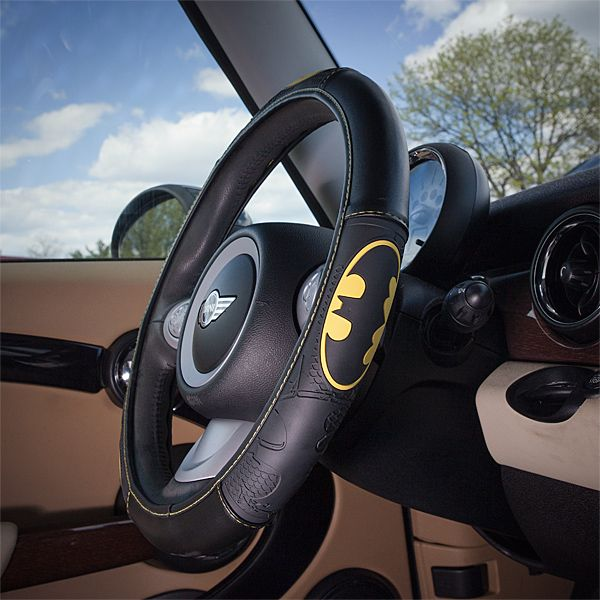 Share Your Fandom With Your Steering Wheel | Geek Decor