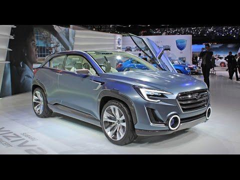 2016 Subaru Tribeca - YouTube