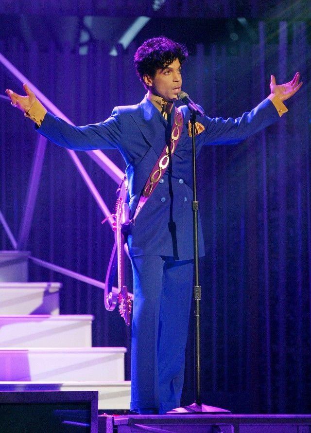 Prince, Grammys, 2004