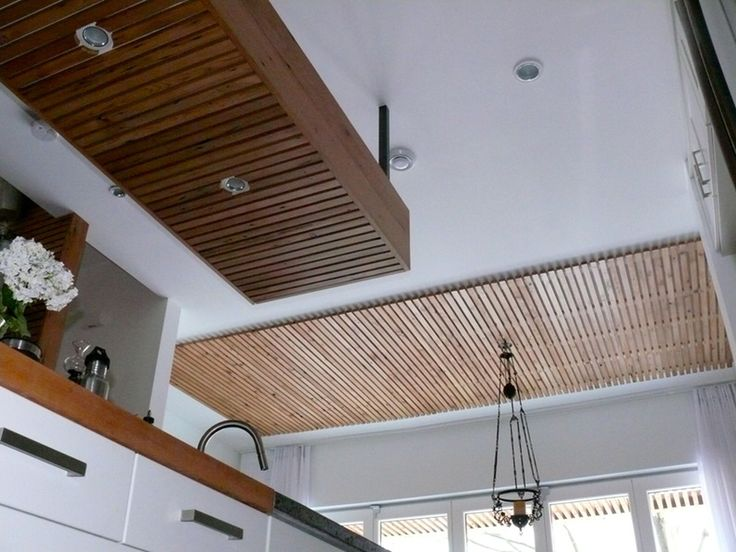 Best 25 ceiling panels ideas on pinterest kitchen ceilings wood ceiling beams and faux - Wood slat ceiling system ...