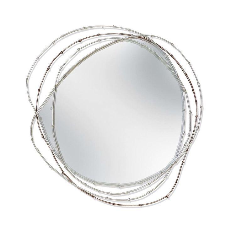 Vine Singular Mirror Width: 126cm/49.6