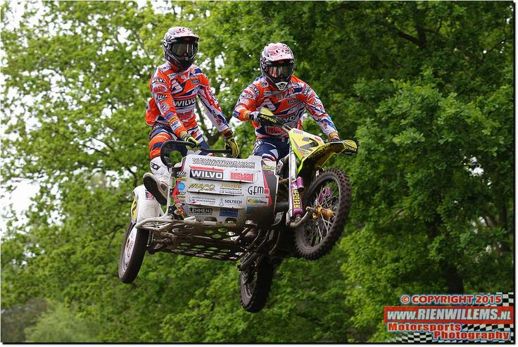 2015 GP6 Oldebroek, Netherlands | Sidecarcross.com